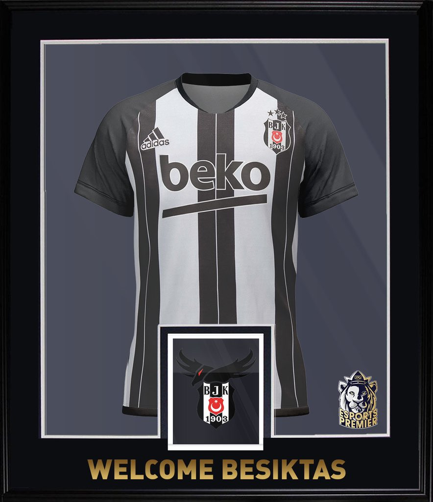 🤩 Welcome @bjkesports into the @VPGPremier !   🌍 Nationality: 🇹🇷   🏆 The 🦅's are ready to challenge for the title this season, some new faces are ready for action.   #BJK #FIFA21 #ProClubs #VPG https://t.co/IrNV67jMJ2