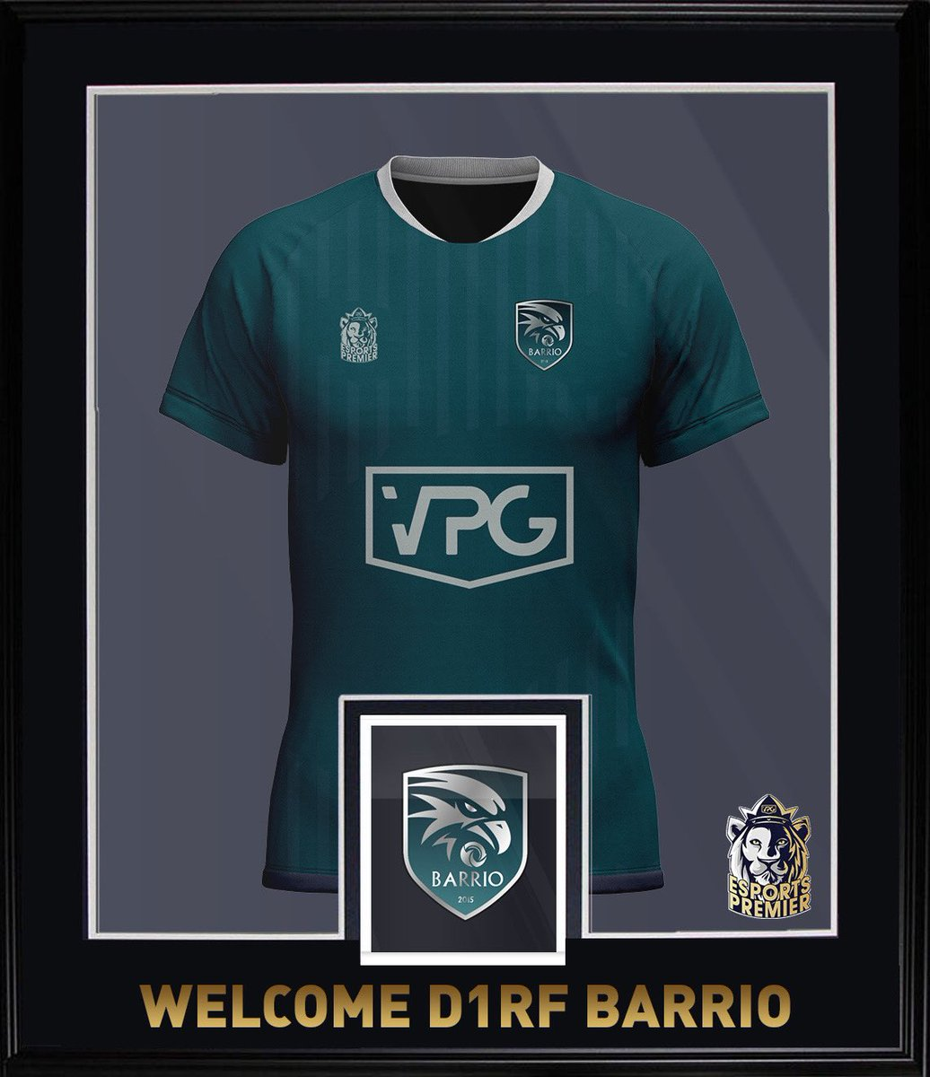 🤩 Welcome @BarrioFCP into the @VPGPremier !   🌍 Nationality: 🇮🇹   🏆 Under Hellas last season, but now the legendary Barrio are back! 🦅  Ready to challenge for the title!   #Barrio #FIFA21 #ProClubs #VPG https://t.co/4MqwFp41Du