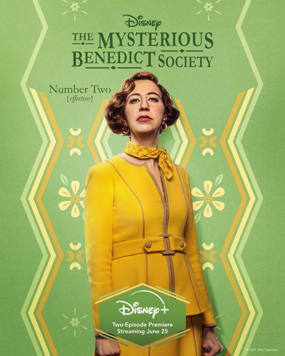 The true test is about to begin. (2/3)  The #MysteriousBenedictSociety, an Original Series, starts streaming with a two-episode premiere June 25 on #DisneyPlus. https://t.co/9rMM2t3Xcu