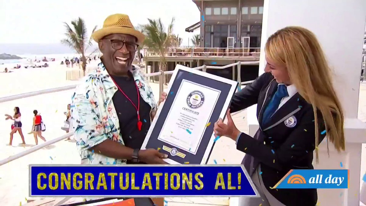 'Today' Show Fans Are Rejoicing Over Al Roker's Incredible Career News