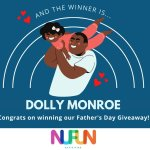 Image for the Tweet beginning: We have a winner! Dolly