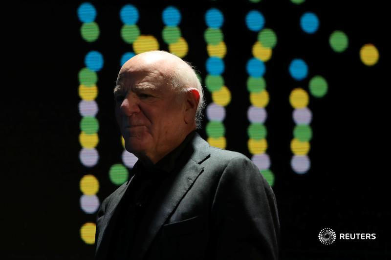 Barry Diller's IAC has created 11 public companies worth some $100 billion for investors in 25 years but trades at a near-25% discount to its parts. Given its performance, investors should give the conglomerate a bit more credit, says @jennifersaba. https://t.co/ahByKd6K6P https://t.co/XnMJGsKywl