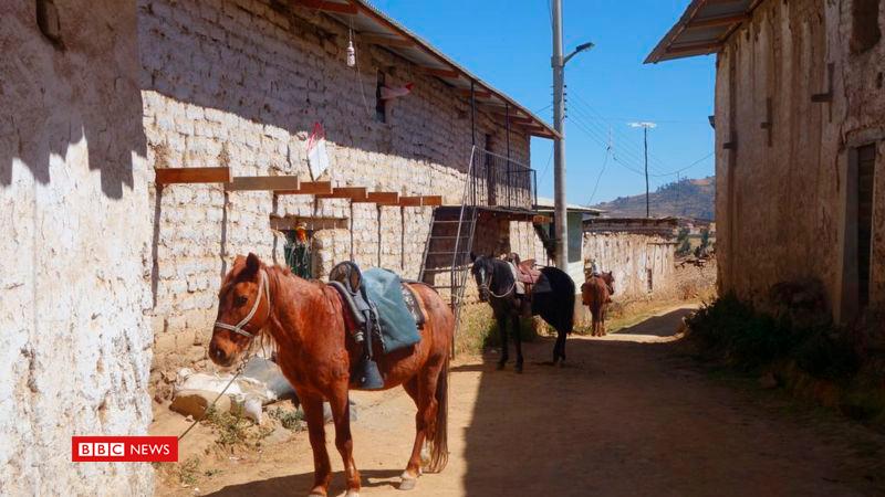 Antiga técnica indígena para uso de água ajuda Peru a enfrentar seca https://t.co/2Kf48l30Lg https://t.co/0LHYzgKOCL
