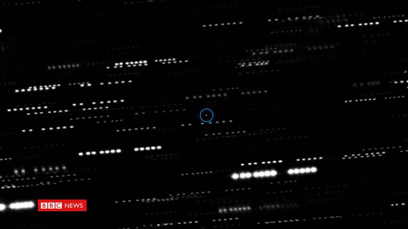 Os objetos alienígenas que visitam nosso sistema solar 🛸 https://t.co/pZ0nt9aptN https://t.co/AFi0vE6f5t