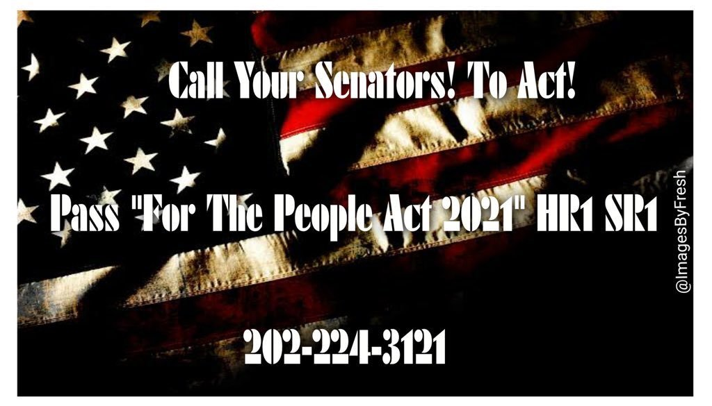 @krosen_nw Keep those phone lines lit up!  #ForThePeopleAct   #DemVoice1 #wtpBLUE #FreshVoicesRise https://t.co/wxAT7rD6ro