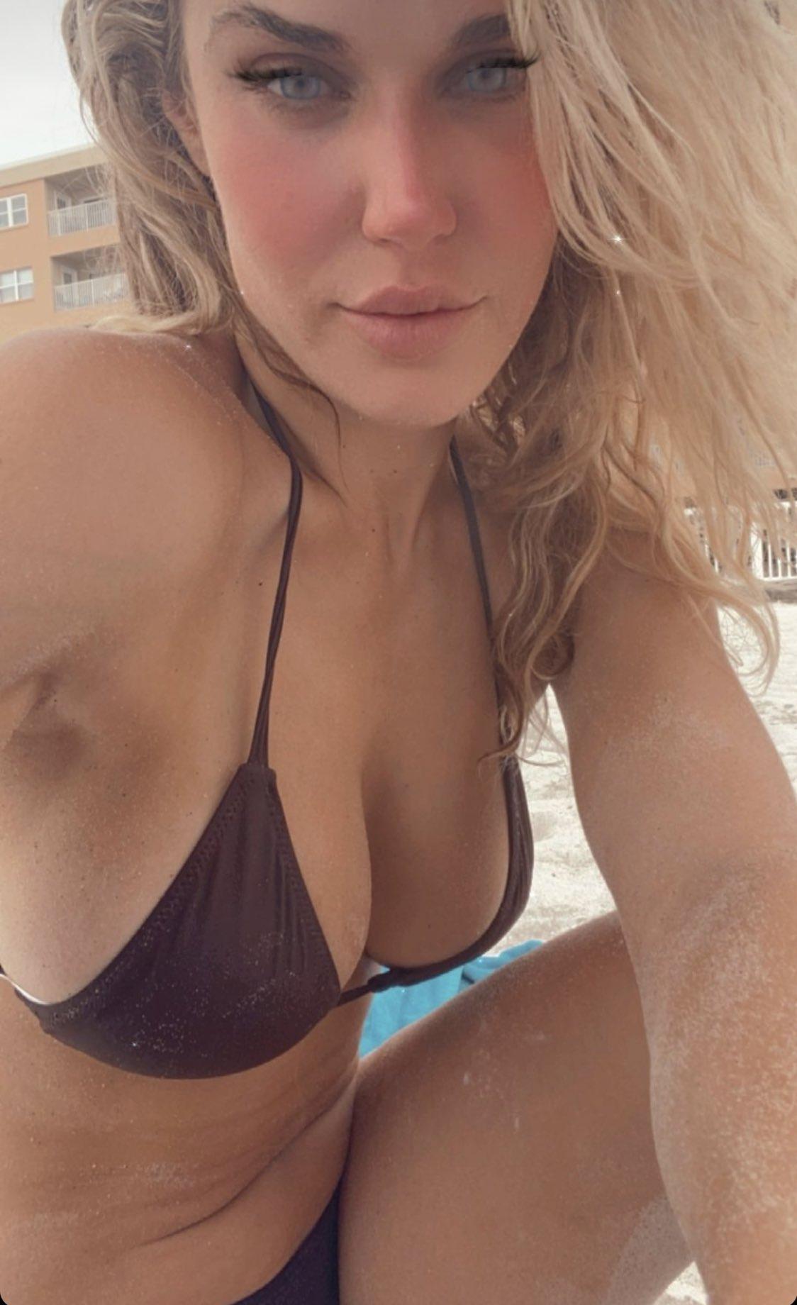 "Lana Posts ""Hotter Than Hell"" Bikini Photos With WWE Star Aliyah 8"