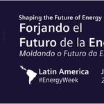 Image for the Tweet beginning: Mañana comienza Latin America #EnergyWeek