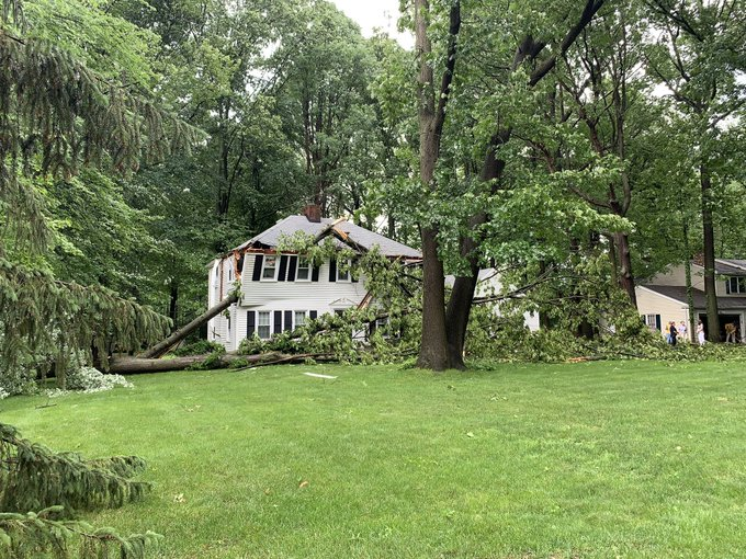 Storm damage reported in parts of Finger Lakes after severe weather (photos & video)