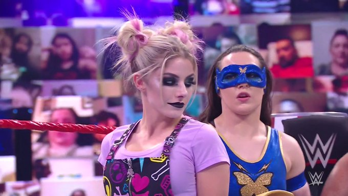 Nikki Cross Reacts To Teaming Up With Alexa Bliss On WWE RAW