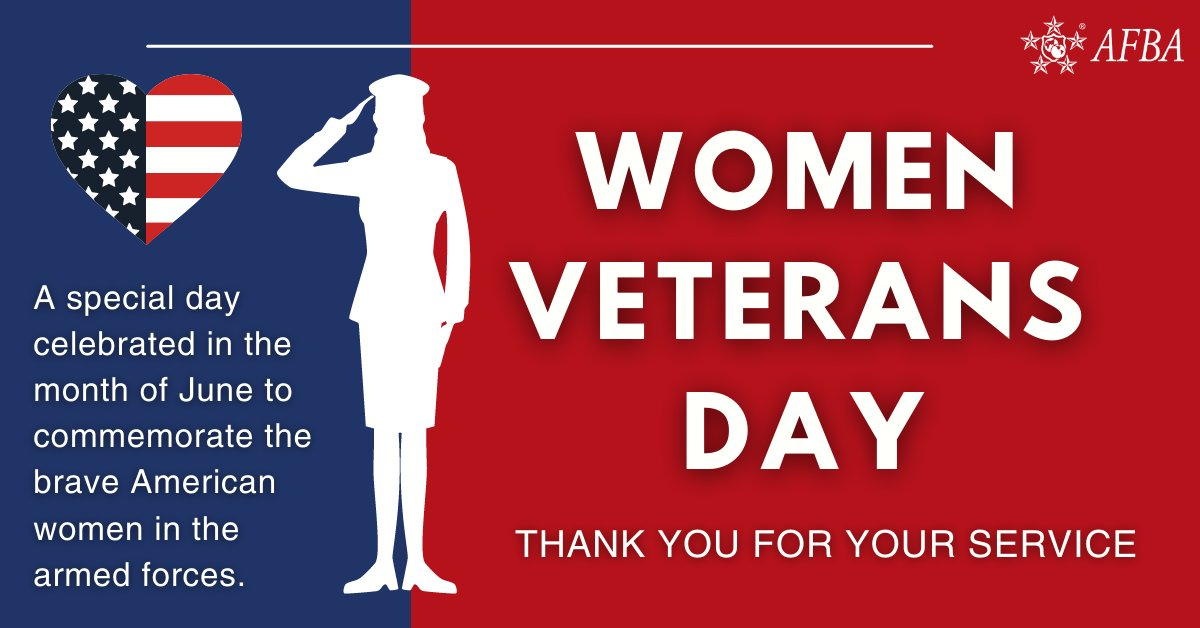 #DidYouKnow Women make up at least 10% of all living veterans? #WomenVeteransDay was created in 2018 to acknowledge the unique adversities and sacrifices of female servicemembers.  Learn more about the history of women in the military: https://t.co/0XCPbV5THa #WomenVeteransDay https://t.co/3HD8EPdzvS