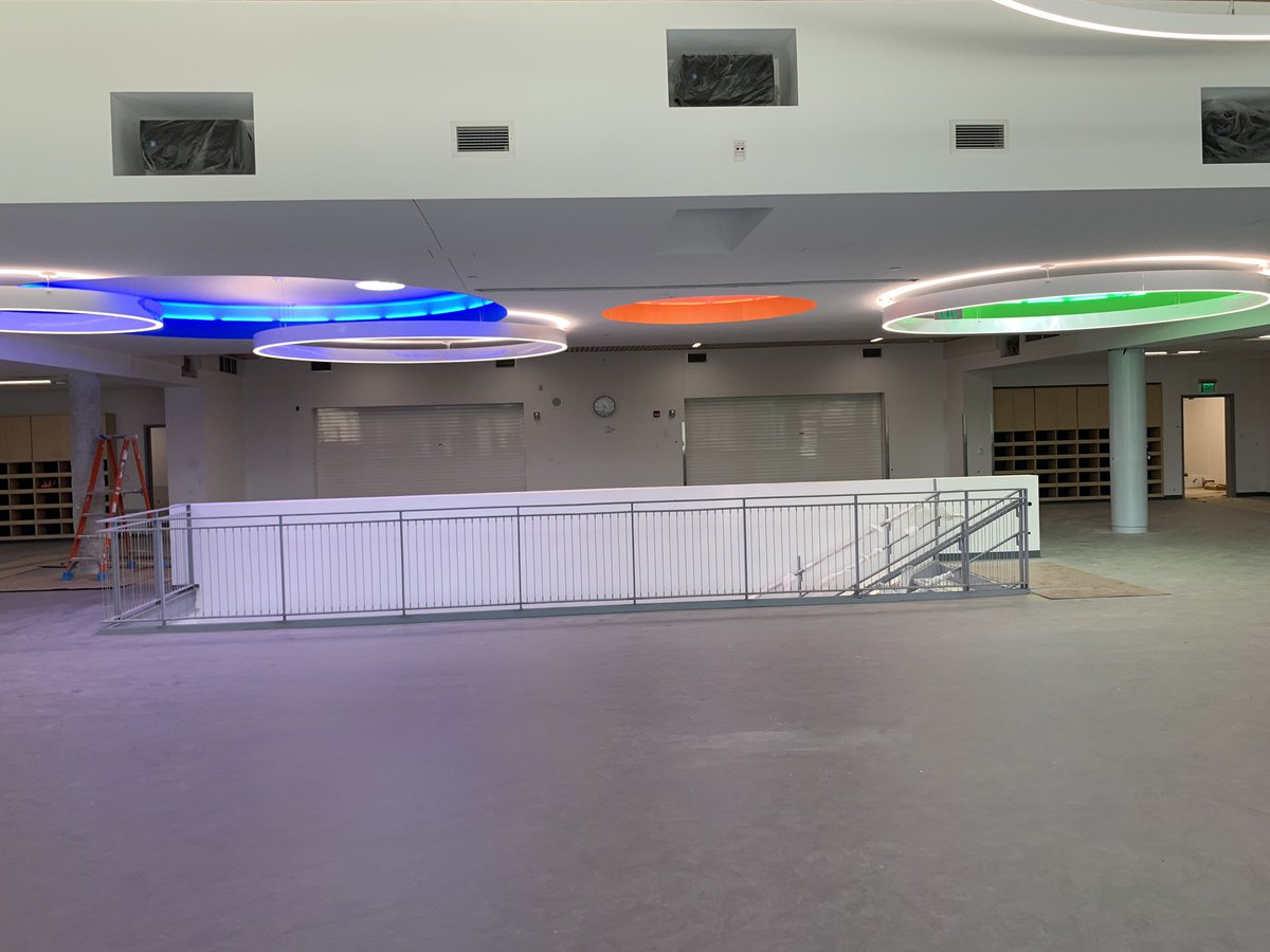 Today, I toured the new home for the mascot McKinley! <a target='_blank' href='http://twitter.com/APSMcKCardinals'>@APSMcKCardinals</a> What a wonderful state of the art new learning facility. <a target='_blank' href='https://t.co/0c4KO8RUru'>https://t.co/0c4KO8RUru</a>
