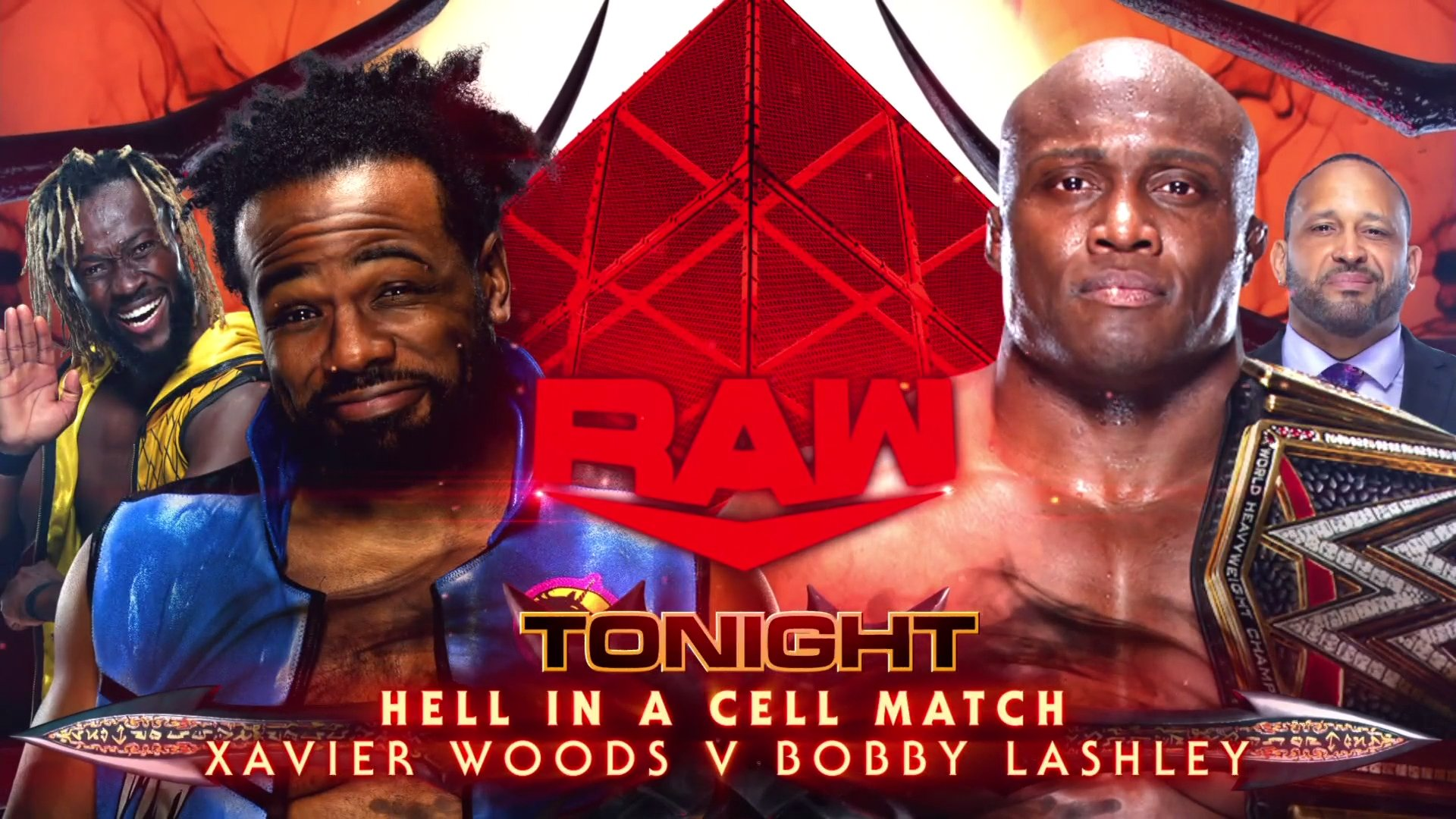 Bobby Lashley Achieved Major Hell In A Cell Record On WWE Raw 19