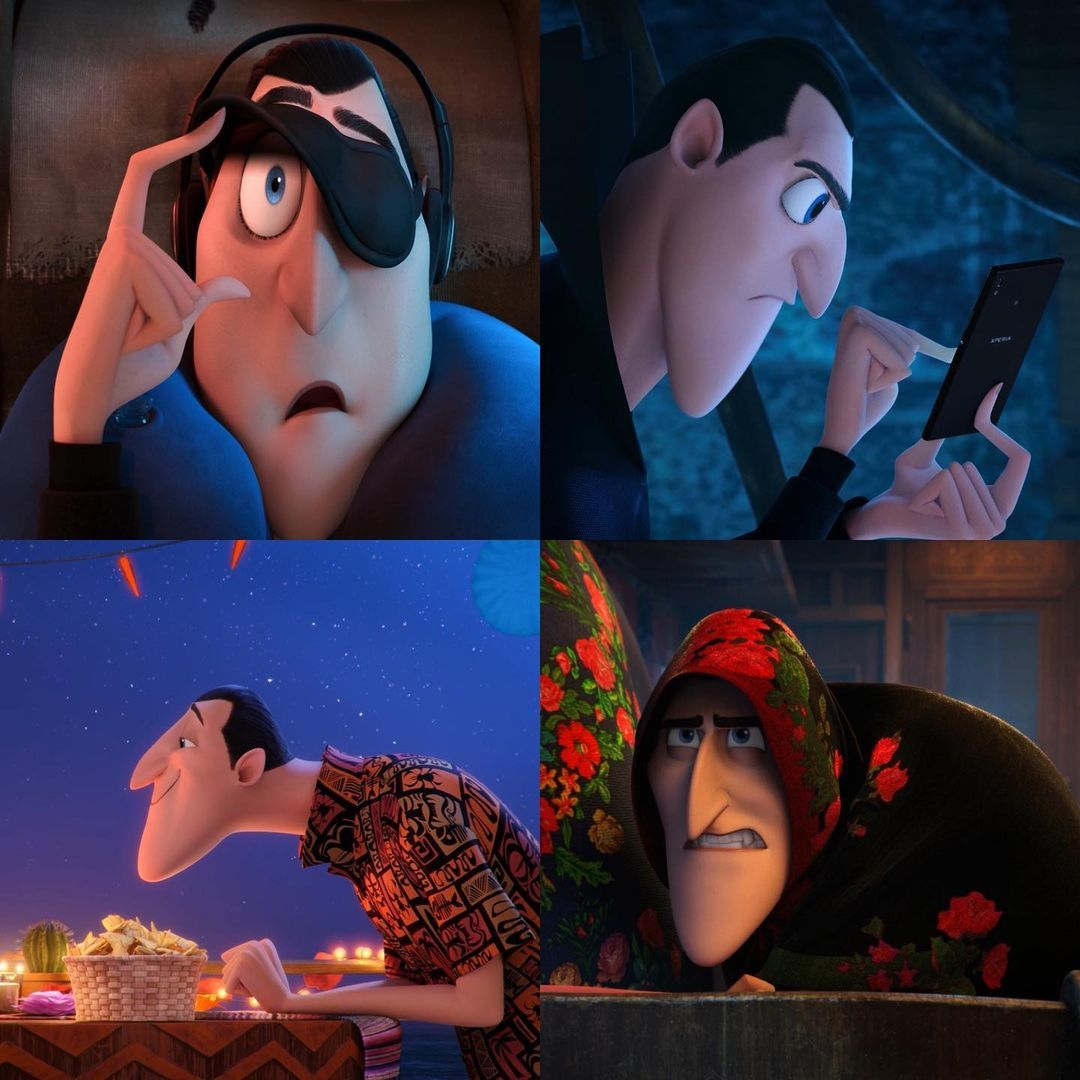 How are you feeling this Tuesday? #HotelTransylvania https://t.co/RKVhNA6UPT