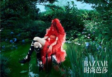 Harper's Bazaar China July 2021 E4dfM5CVoAMG201?format=jpg&name=360x360