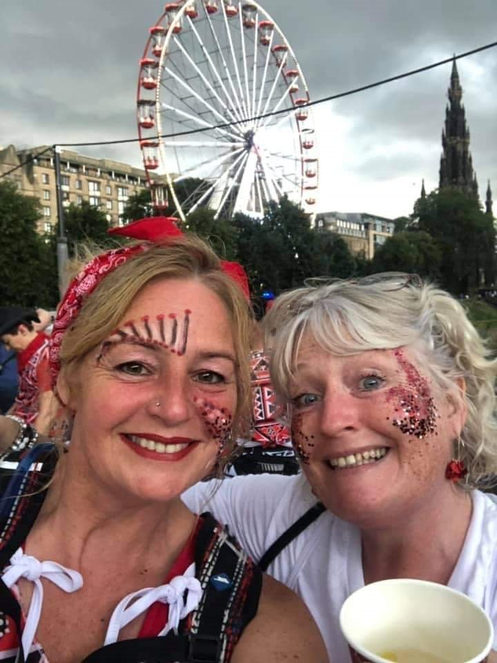 test Twitter Media - Meet our NWAS sisters Lisa Judson EMT1 and Emma Lloyd-Judson EMD, as well as working together these lovely pair are also in the same samba band 'Batala Lancaster' and have so far raised £730 for the #Royalnationallifeboatinstitution charity. Well done to you #sisterlove #sisters https://t.co/nxDYnCEs5z