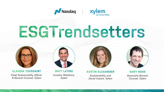 For us, #ESG is about responsible practices that strengthen our company, environment, economy and societies. Our team joined @Nasdaq to discuss how ou...