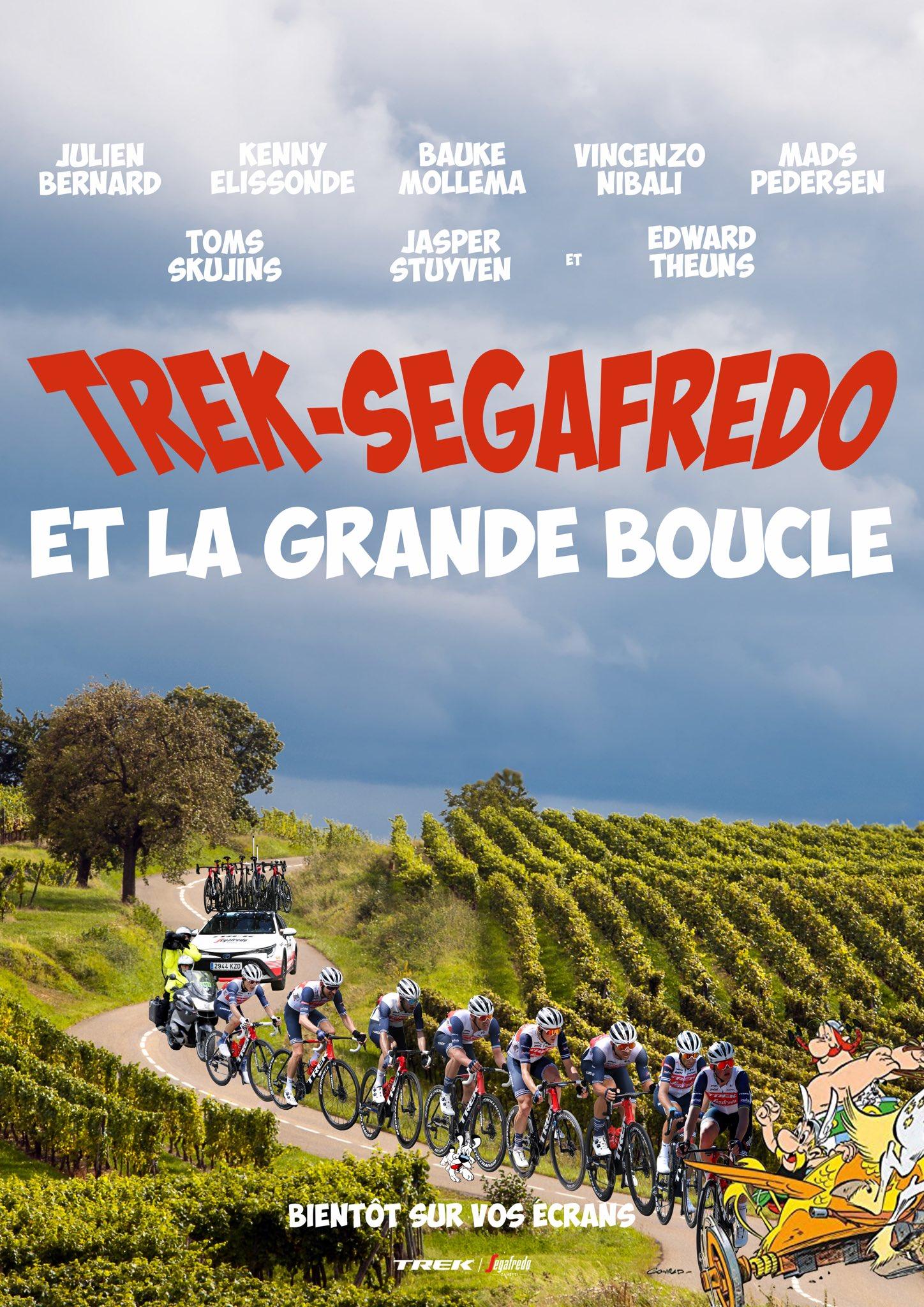 E4eL9G WYAQJBsJ?format=jpg&name=large - Tour de Francia: Eslovenia vs INEOS