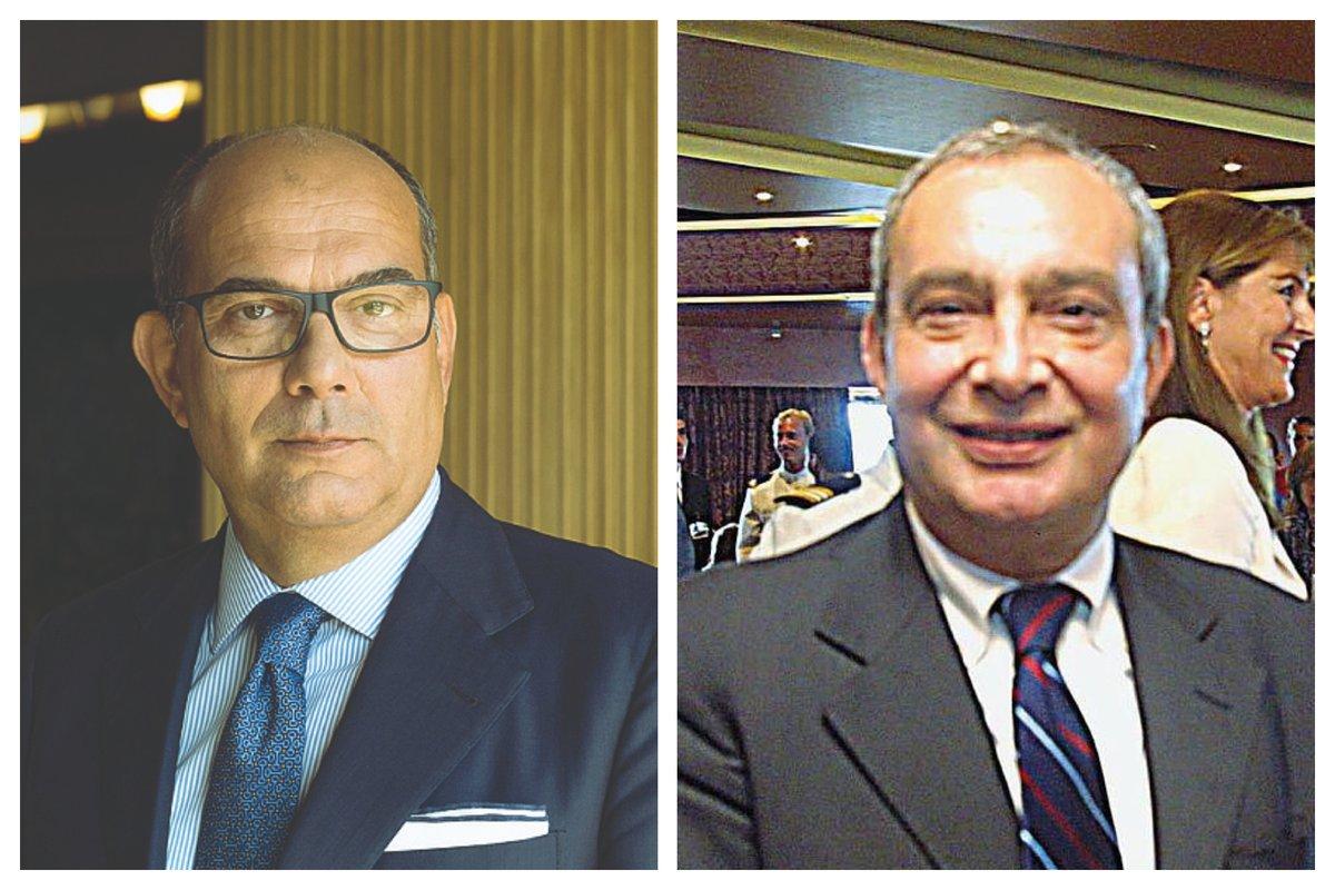 #veneto I due presidenti regionali, Bono e Carraro...
