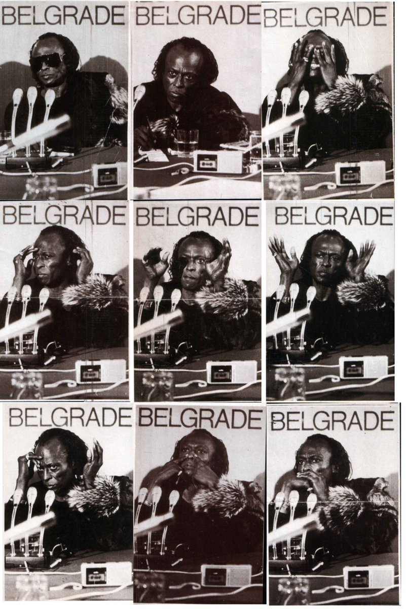 test Twitter Media - Miles Davis in Belgrade (1986) https://t.co/P5NMRE7mI6