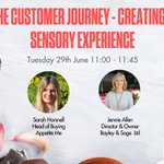 """Image for the Tweet beginning: """"The Customer Journey – creating"""