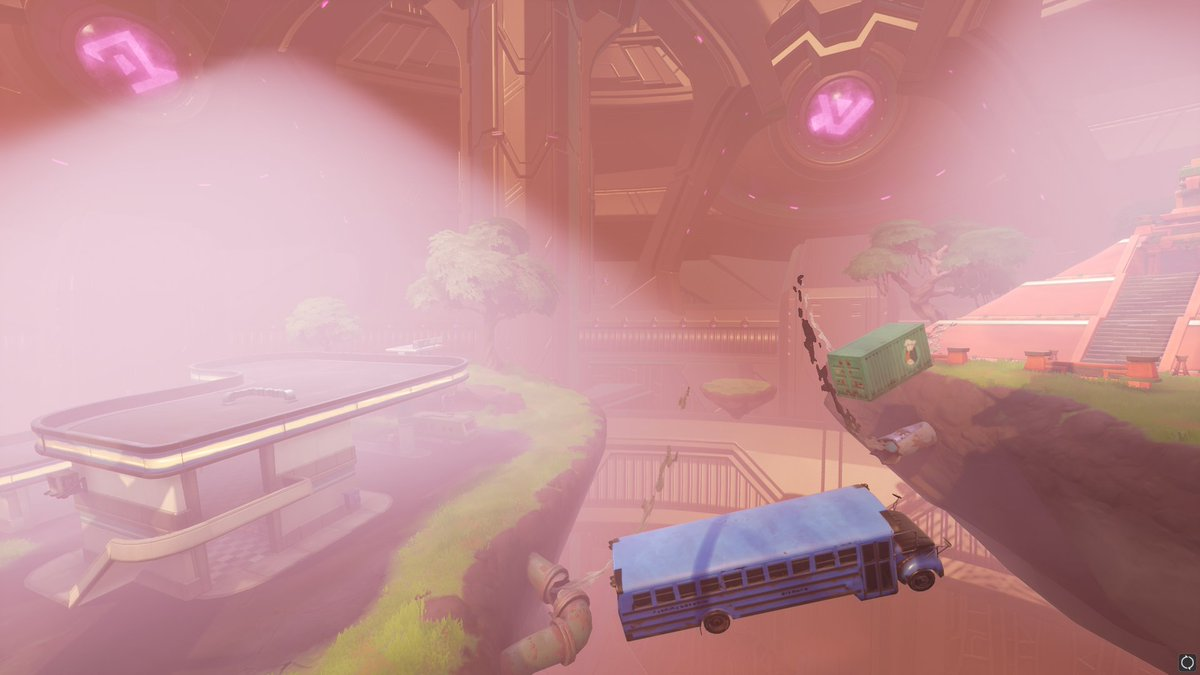 The inside of the MOTHERSHIP contains lucky landing!  via: @InTheShadeYT https://t.co/iBjmgkRv9J