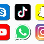 Image for the Tweet beginning: From WhatsApp to Snapchat, the