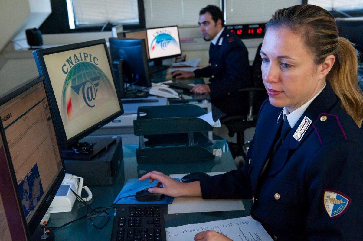 #padova Operazione delle polizia postale di Triest...