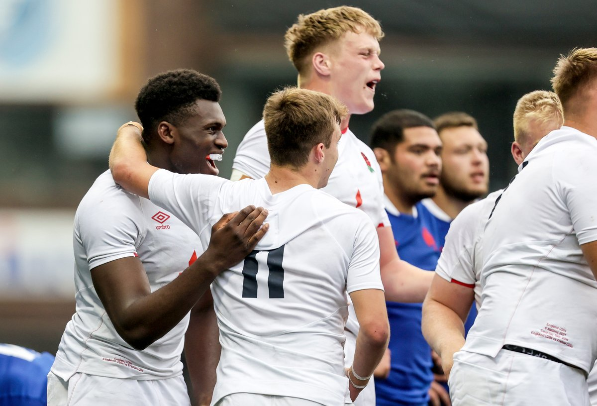 test Twitter Media - On to round ✌️  England men's U20s take on Scotland U20s live on Friday at 14:00 BST with coverage on @BBCiPlayer 📺 https://t.co/OkNrkbTVWw