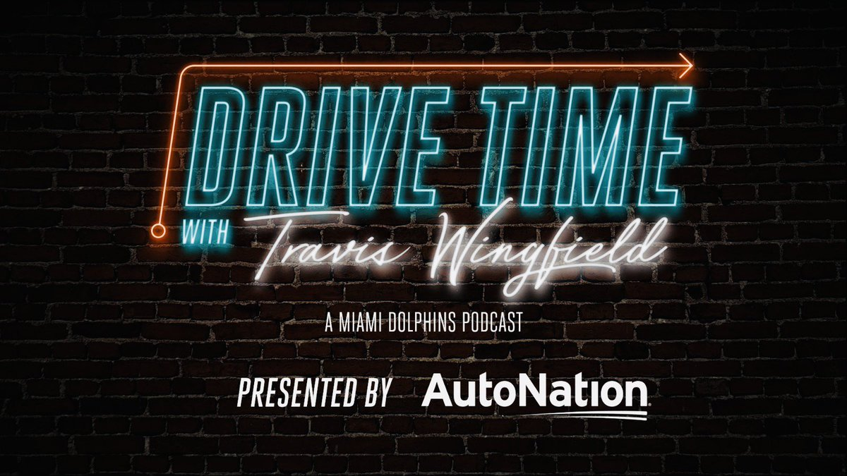 New Drive Time Pod!  Tangible player development and what it could mean for the @MiamiDolphins young roster. Plus, Brian Flores, Byron Jones and Jesse Davis break down minicamp.  Presented by @AutoNation   🍎: https://t.co/CwhKrWFPAc ✳️: https://t.co/vI12QecH0t https://t.co/X8Bj1toU14