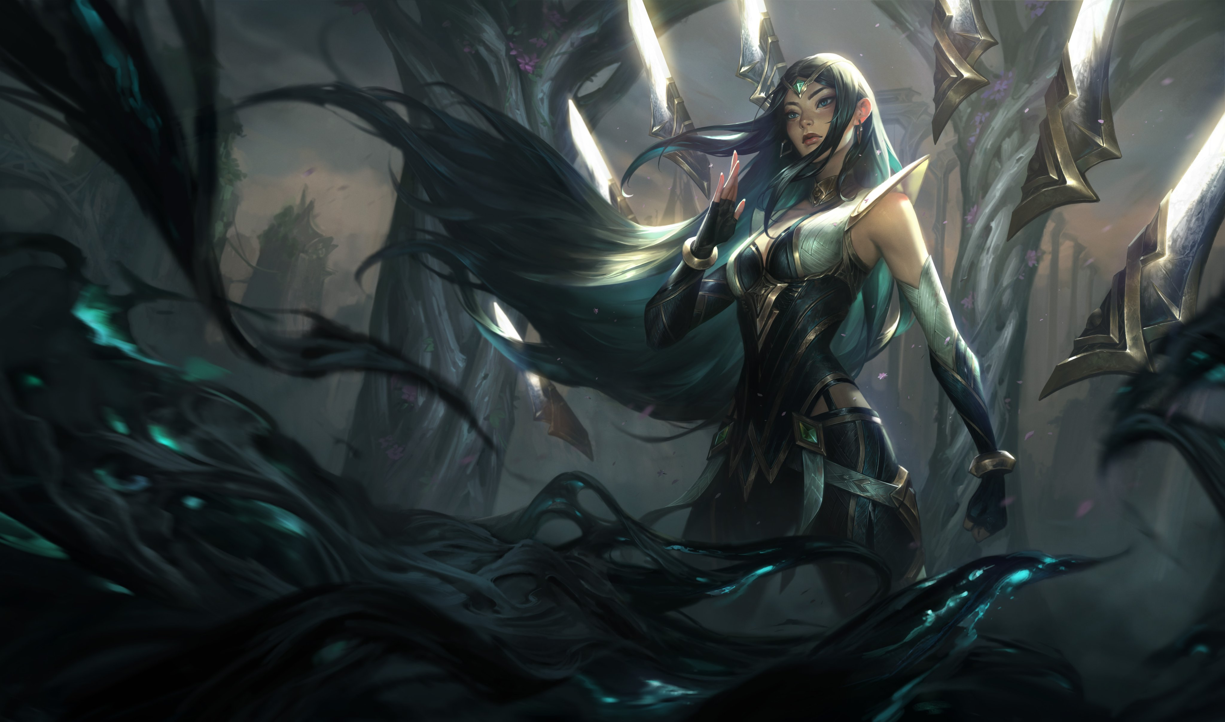 Sentinels of Light Irelia Splash Art
