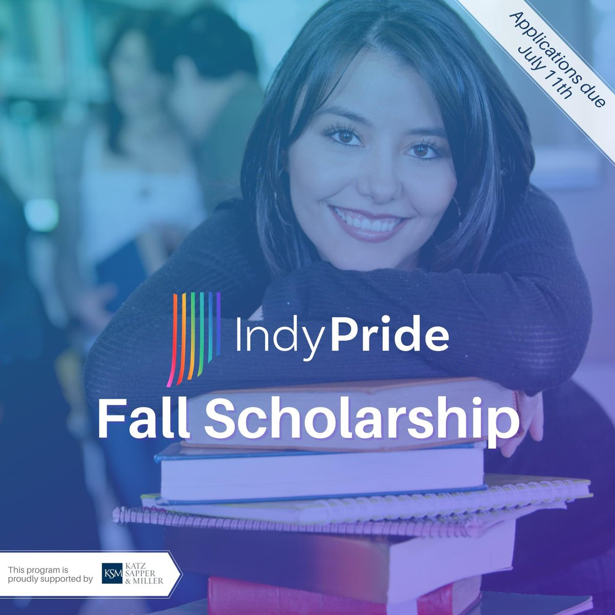 Our friends at Indy Pride have a wonderful educational scholarship opportunity. Please share with the students in your life! https://t.co/c657dkPkAf