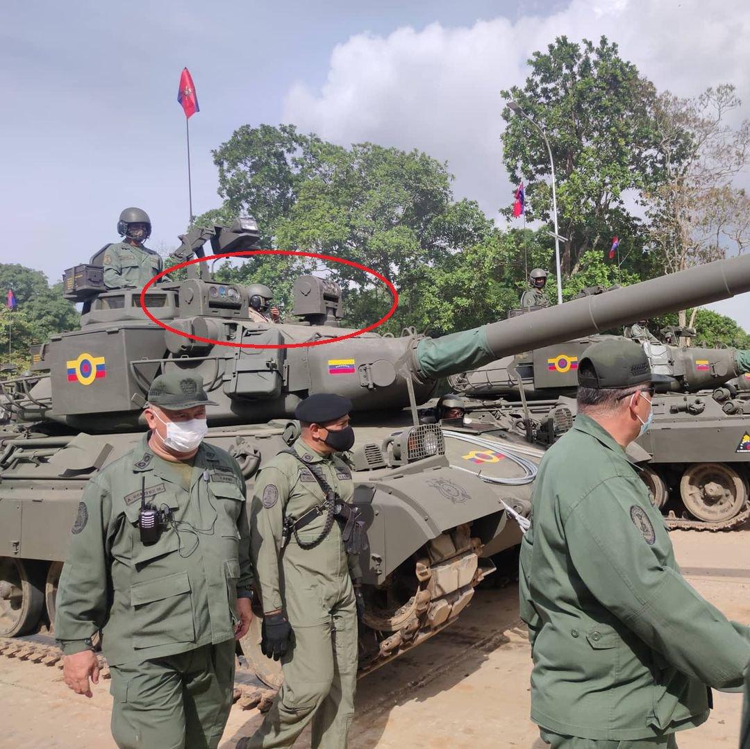 Repotenciación de los AMX-30V - Página 40 E4fOcs7XwAQ2ayO?format=jpg&name=medium