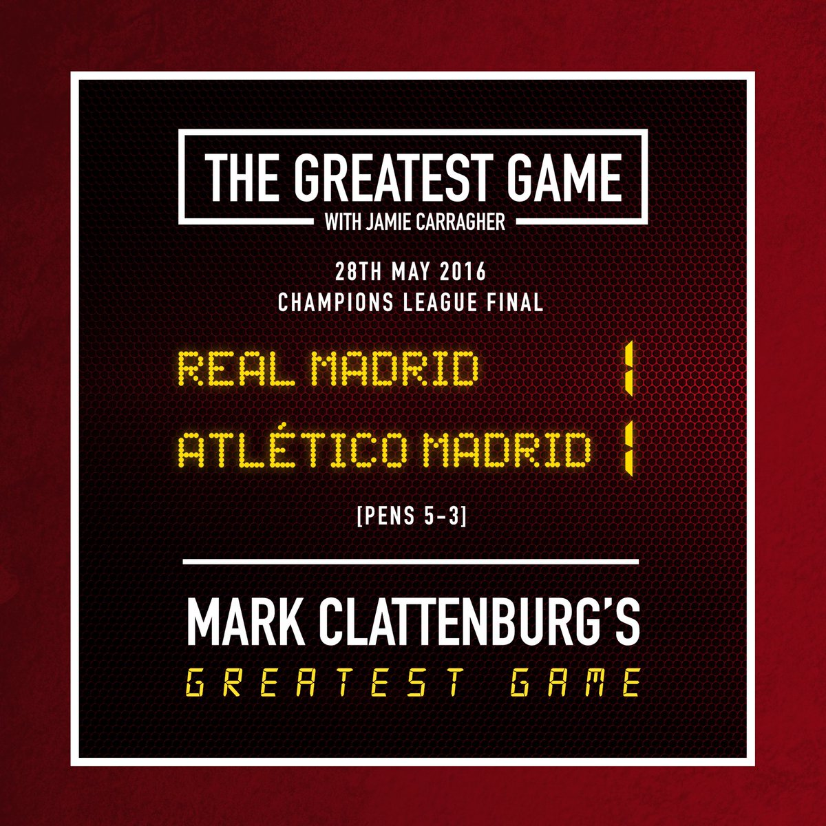 🗓 Here is what @clattenburg1975 picked as his greatest game! _______________________________  Full episode is out on all podcast platforms 🎧👇  https://t.co/kGcN2VIcfG https://t.co/RfpcaGCWD6