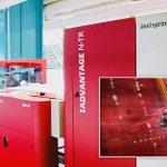 Image for the Tweet beginning: Axel Springer Druckhaus Spandau benefits