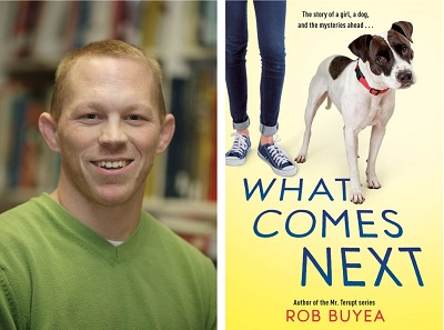 test Twitter Media - Welcome Rob Buyea to our Virtual Book Tour! The author talks to us about what inspired his new novel, What Comes Next. Visit our blog for an exclusive interview, teaching resources and more! #kidlit https://t.co/ObbY1wRhJd @RobBuyea  @DelacortePress @penguinrandom https://t.co/pM9GGRva2y