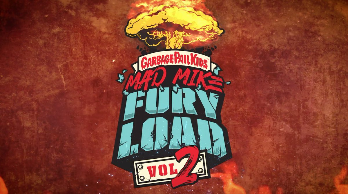 Buckle up for the Garbage Pail Kids in Mad Mike: Fury Load - Volume 2!  This funny, fart-filled story is brought to you by GPK super-fan @adamfgoldberg (creator of ABC's 'The Goldbergs'). Check out the latest, greatest stop-motion video adventure yet!  📽️https://t.co/aOuZYLbpVj https://t.co/Zawoezviec