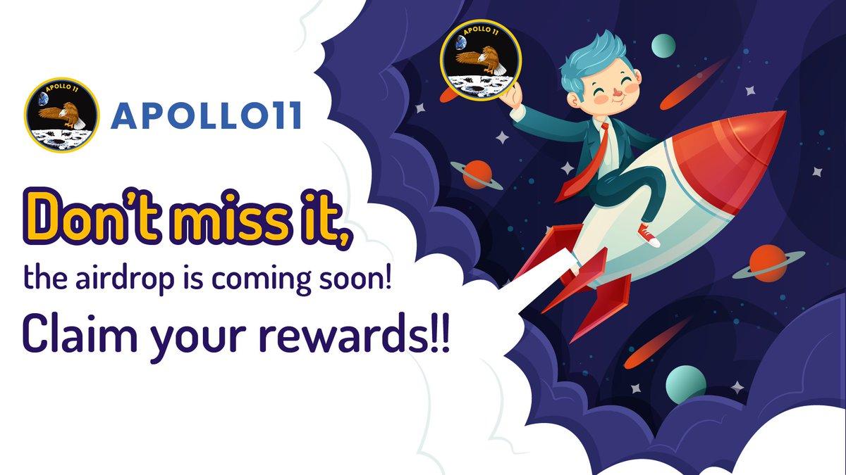 @Apollo11_cc's photo on #Airdrop