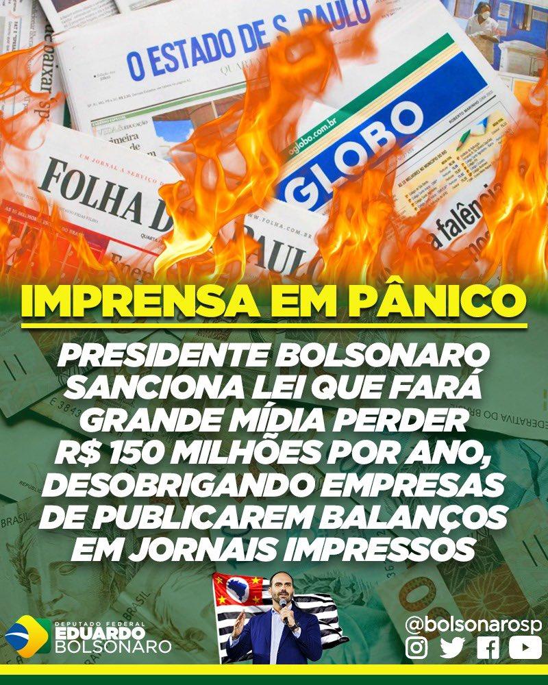 @BolsonaroSP's photo on Marco