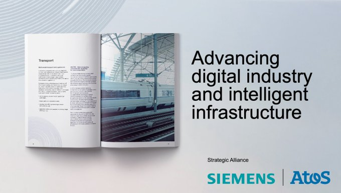 Did you know Atosand @Siemens' manage more than 130 million #smartmeters worldwide? 🌎  We...