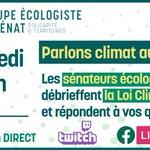 Image for the Tweet beginning: En plein débat sur la