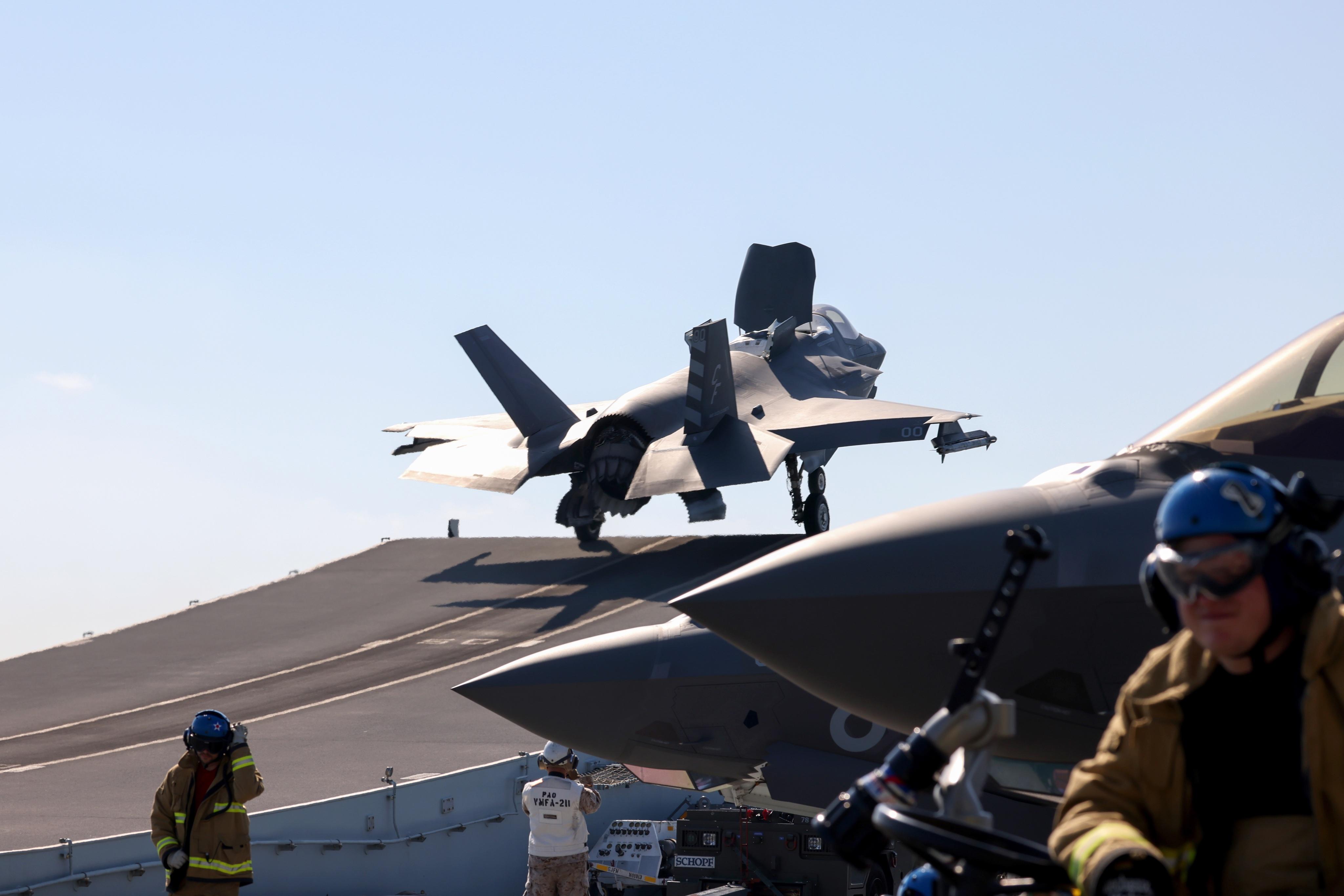 RAF-F35B