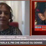 Image for the Tweet beginning: #Palermo Denise Pipitone, l'ex pm