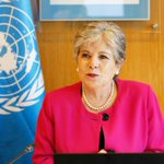 Image for the Tweet beginning: 📺NOW LIVE Executive Secretary of #ECLAC