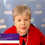 Image for the Tweet beginning: .@aliciabarcena: During 2020, because of