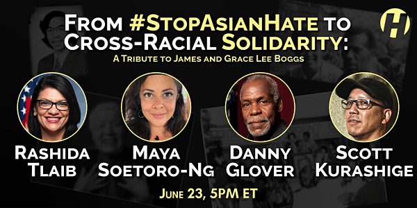 """Image for the Tweet beginning: """"From #StopAsianHate to Cross-Racial Solidarity:"""