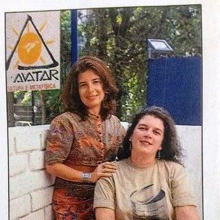 .@chris_oiticica e @AndreaMPacha 1989
