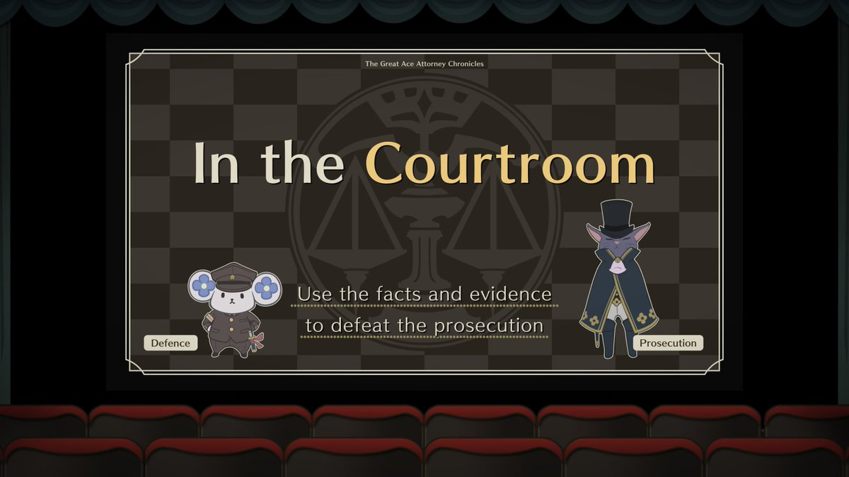 Courtroom chaos and intense investigations collide with two games included in #TheGreatAceAttorney Chronicles! The evidence clearly shows that you'll want to watch this new gameplay trailer to learn more about cracking open a case. 🔍👉 https://t.co/TjPlEUhp77