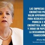 Image for the Tweet beginning: Las empresas del sector energético