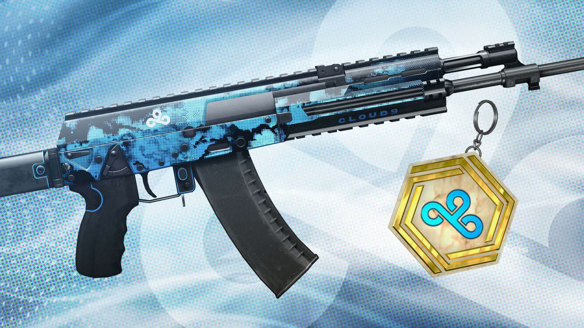12 New R6Share Skins Released, Includes DZ, BDS, MIBR & Cloud9 — SiegeGG