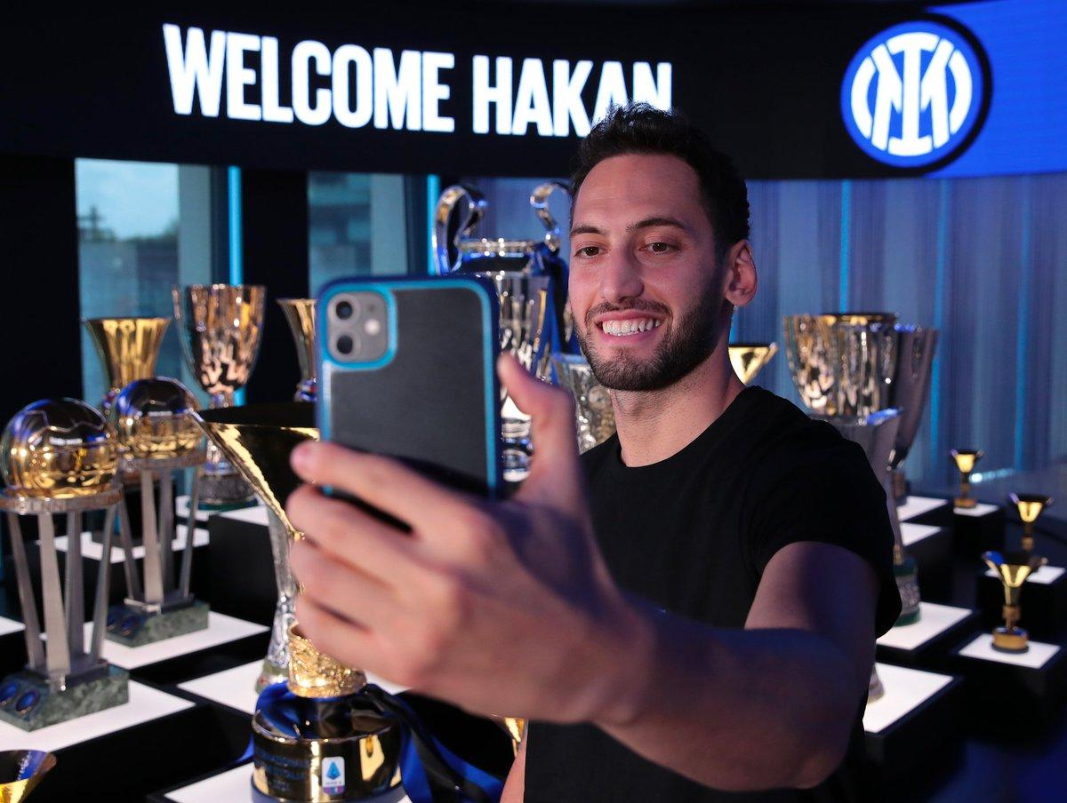 #WelcomeHakan